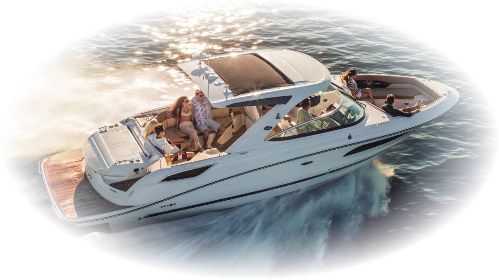 Bow Rider Boat